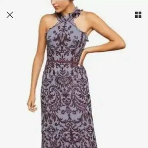 BCBG Maxazria Purple Maxi/Gown NWT! No Flaws!